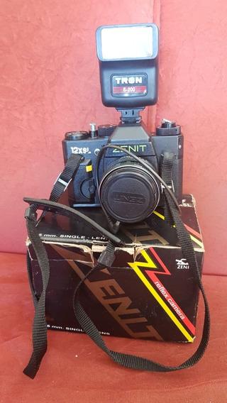 Câmera Fotográfica Analogica Zenit 12 Xsl