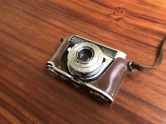 Cámara Kodak Retina I F Con Estuche Original