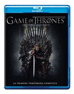 Game Of Thrones Temp.1 Comp. Blu Ray (sólo Originales)