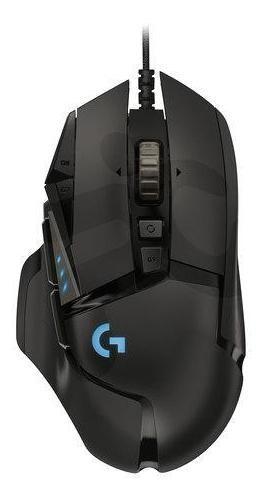 Mouse Gamer G502 Hero Óptico Usb