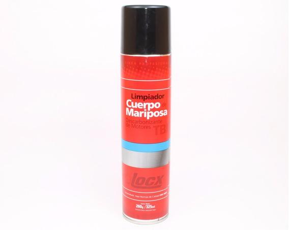 Spray Limpiador Desengrasante Cuerpo De Mariposa Locx Nolin