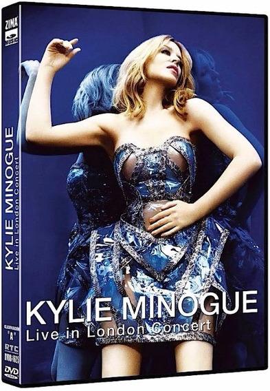 Kylie Minogue Live In London Dvd Afrodite Live Novo Lacrado