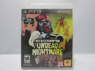 Red Dead Redemption: Undead Nightmare Ps3 ¡fisico-usado!