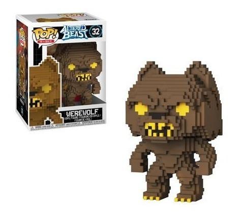 Funko Pop Altered Beasts Werewolf 8-bit