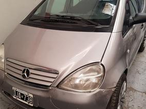 Mercedes-benz Clase A 1.6 A160 Classic 2002
