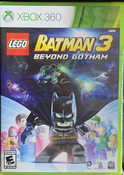 Jogo Lego Batman 3 Beyond Gotham Xbox 360