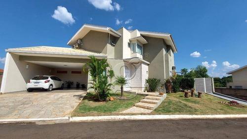 Condomínio Petit Ville - Sobrado Com 5 Dormitórios À Venda, 316 M² Por R$ 1.200.000 - Jardim Itatiaia 2 - Londrina/pr - So0264