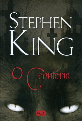 Livro O Cemitério