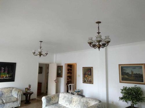 Imagem 1 de 14 de Apartamento - Luxo, Para Venda Em Santos/sp - Imob879