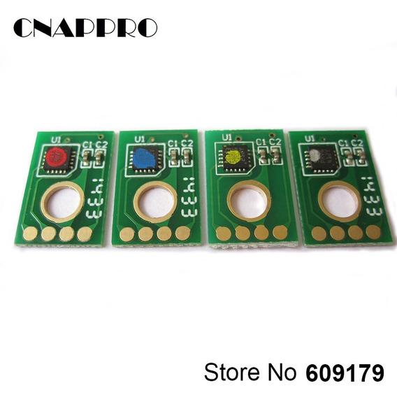 Mpc2003 Toner Chip (8) P/ Ricoh Mp C2003 C2503 C2004 + Outro