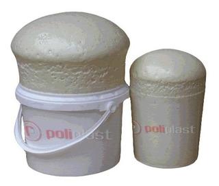 Espuma Poliuretano Expandido Poliol E Isocianato En Kit.