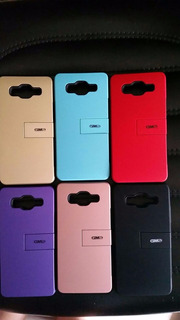 Capa Colorida Para O Celular Samsung G530 Com Porta Cartão