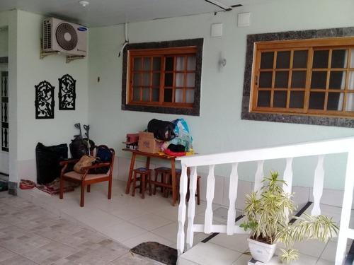 Casa Com 3 Quartos Varandão Vaga À Venda, 160 M² - Cascadura - Aec3050