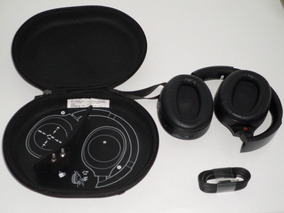 Fone Sony Mdr1000x Com Noise Cancelling - Barato