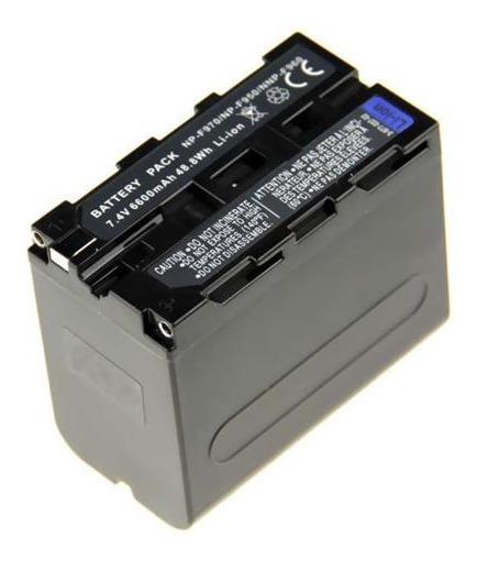 Np-f970 Bateria Para Iluminadores De Led (nfe) F970 970