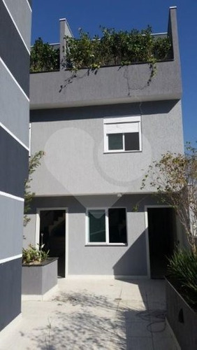 Casa Em Condomínio Fechado Nova No Tatuapé - 243-im145464