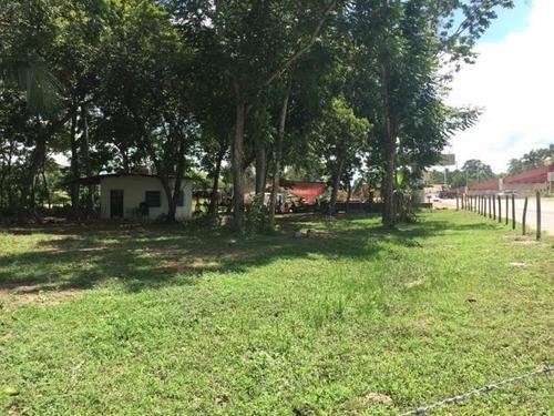 Terreno En Renta Carretera Villahermosa-nacajuca
