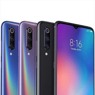 Xiaomi Mi 9se 64gb Rom 6gb Ram 48mp Negro Azul Y Violeta