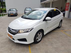 Honda City 1.5 Dx Flex Aut. 4p (6812)
