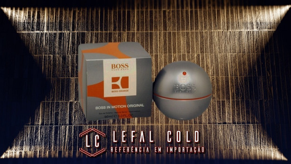 Perfume Importado Hugo Boss In Motion Edt 90ml 12xs/juros