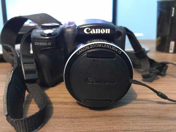 Câmera Semi Profissional Sx500 Is