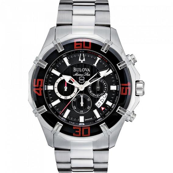Relógio Bulova Masculino Wb31210t 002617rean