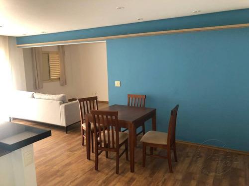 Apartamento Com 2 Dormitórios À Venda, 85 M² Por R$ 590.000,00 - Alphaville - Santana De Parnaíba/sp - Ap1643