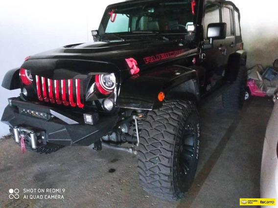Jeep Rubicon Limited Versión De Lujo 4x4