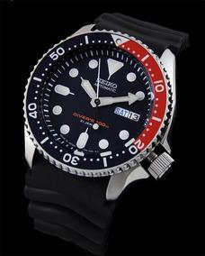 Made In Japan Seiko Scuba Diver 200m Skx009j1- 12x Sem Juros
