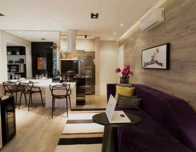 Apartamento Em Campo Belo, São Paulo/sp De 70m² 2 Quartos À Venda Por R$ 728.000,00 - Ap171416