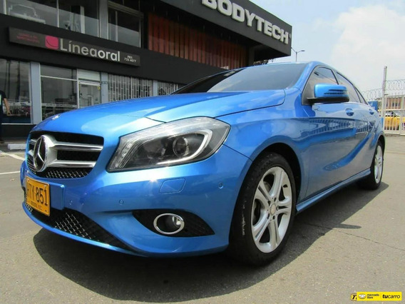 Mercedes Benz Clase A Mt 1600 Turbo