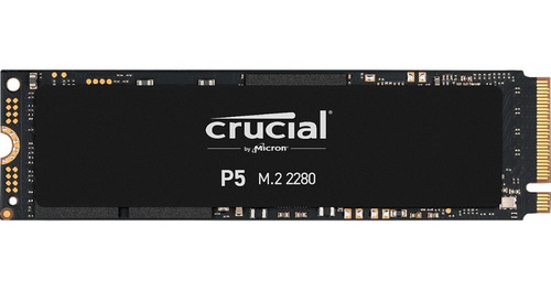 Crucial P5 Ssd M.2 2280 500gb Pcie Nvme