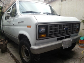 Ford 350 Usa Econoline Motor Mb300 Td 6 Cil. 5ta. Tomo Permu