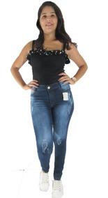 Calça Jeans Feminina 8 Peças Atacado Promoção Frete Grátis