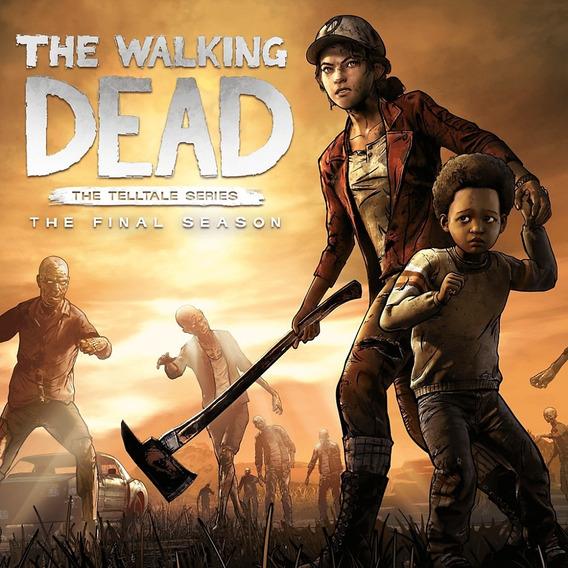 The Walking Dead Complete Series Pc (midia Fisica)