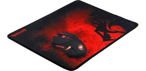 Kit Gamer Redragon Mouse + Padmouse M601wl-ba