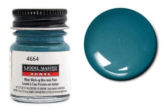 Tinta Acrílica Teal [g] Model Master 4664
