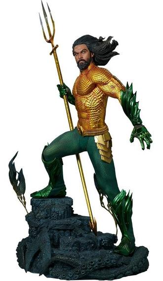 Aquaman Jason Momoas Marvel Premium Format Sideshow