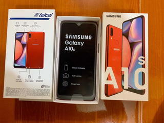 Celular Samsung Galaxi A10s, 32 Gb