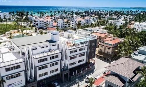 Imagen 1 de 14 de Apartamento 1 Hab. A Metros De Playa Los Corales Eb-hr7891