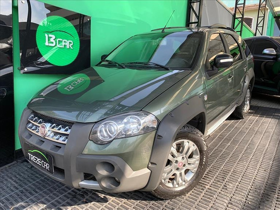 Fiat Palio 1.8 Adventure Locker Flex Kit Itália