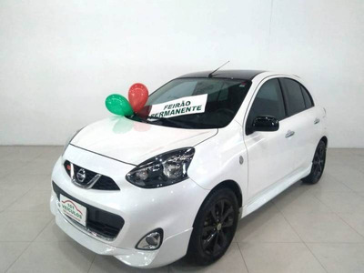 Nissan March 1.6 16v Rio (flex) 1.6