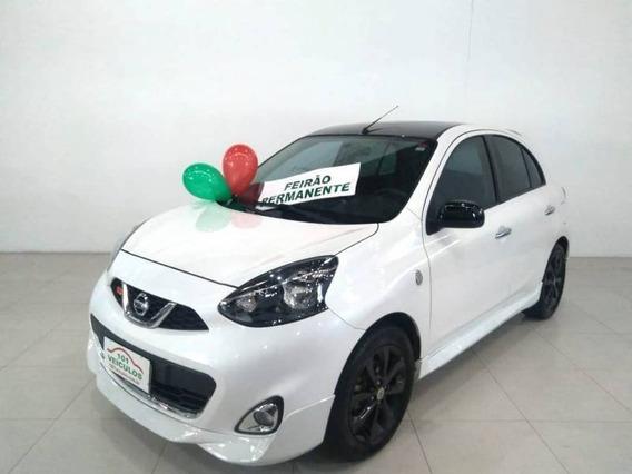 Nissan March 1.6 16v Rio (flex) 1.6