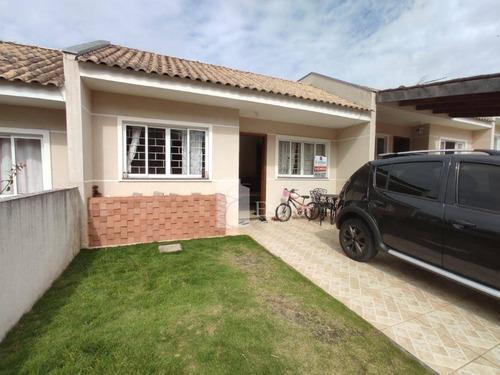 Casa 03 Quartos E 02 Vagas No Colônia Rio Grande, São José Dos Pinhais - Ca0711