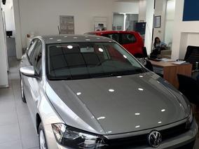 Vw Volkswagen Polo 1.6 Trendline Tiptronic 5 Puertas My18 C8