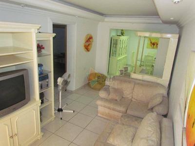 Apartamento Residencial Para Locação, Canto Do Forte, Praia Grande. - Ap6463