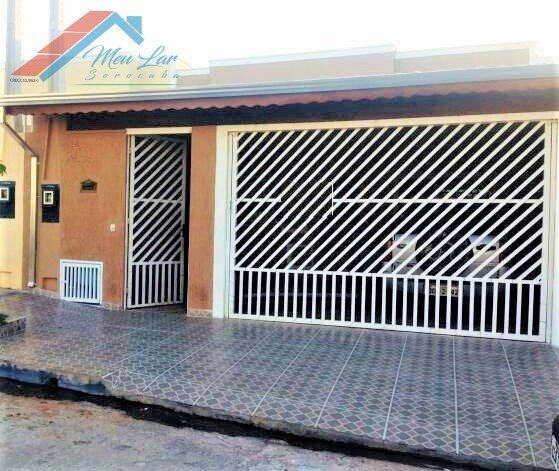 Casa A Venda No Bairro Éden Em Sorocaba - Sp. - Ca 057-1