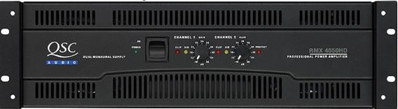 Rmx4050hd Amplificador Qsc