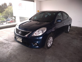 Nissan Versa Sedan 4p Advance L4/1.6 Man