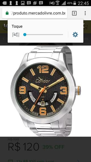 Relógio Condor Masculino - Co2115uv/3l